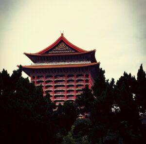 Grand Palace Hotel Taipei