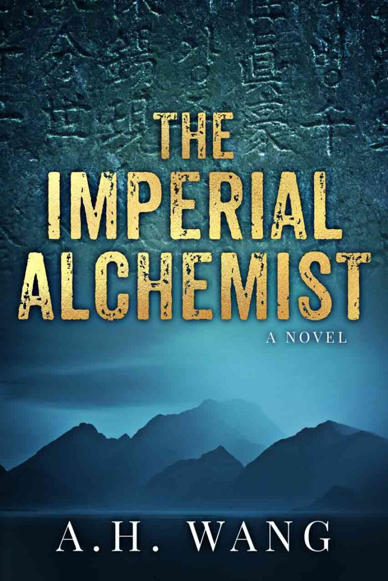 The Imperial ALchemist Book - Front Cover