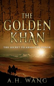The Golden Khan Book - Paperback Front Cover