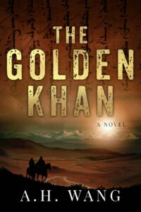 The Golden Khan Book - Front Cover
